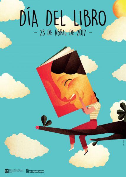 Las Bibliotecas públicas de Navarra celebran el Día del libro con más de un centenar de actividades