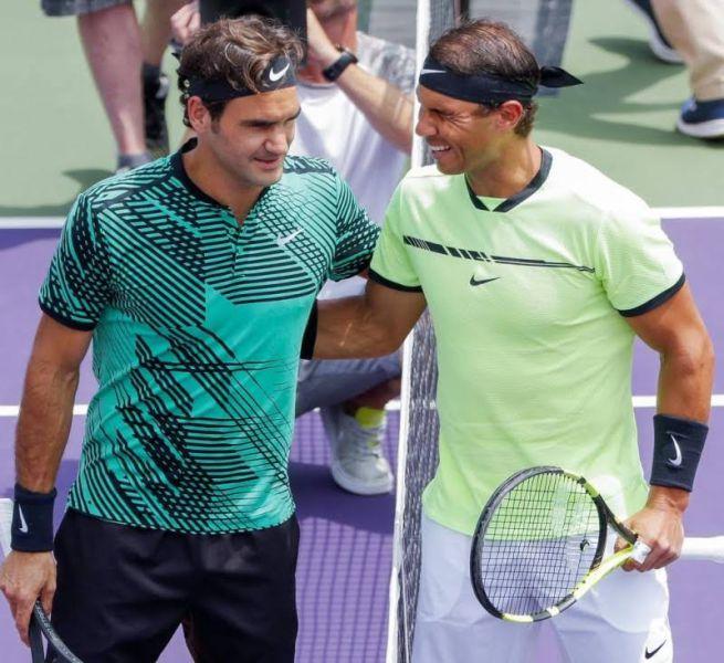 Nadal-Federer, el clásico que regresa año y medio después
