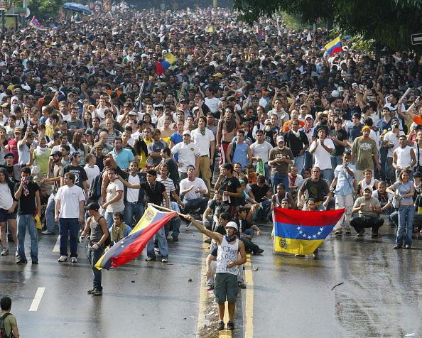 La CIDH urge a Venezuela a garantizar el derecho a las protestas pacíficas