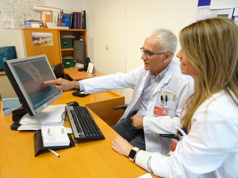 El envío de fotografías aumenta un 16% la resolución de las interconsultas entre Atención Primaria y Dermatología