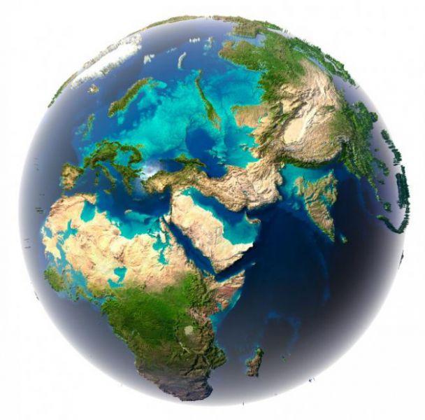 Modelo predictivo calcula que la mayoría de planetas habitables están dominados por océanos