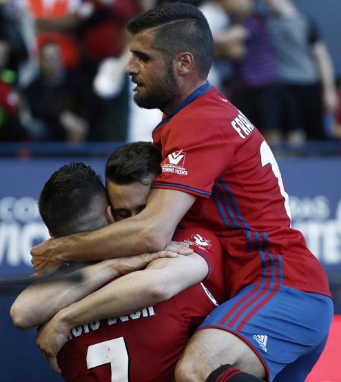 Osasuna comienza a preparar el partido de Copa ante el Albacete