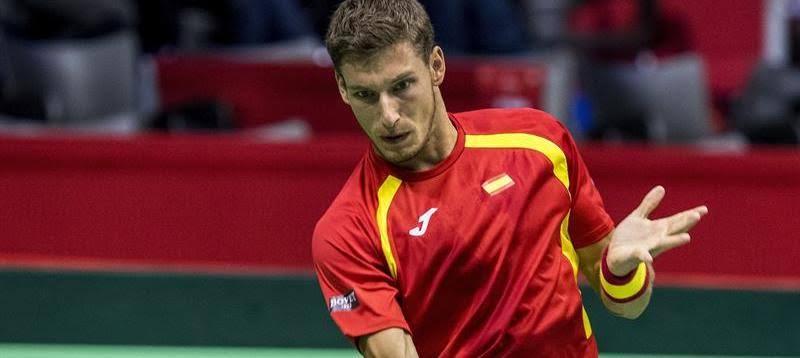 Pablo Carreño y el debutante Benoit Paire abren la semifinal entre Francia y España