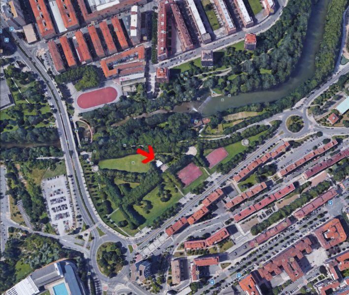 Se reabren los aseos del parque de Biurdana tras 14 años cerrados