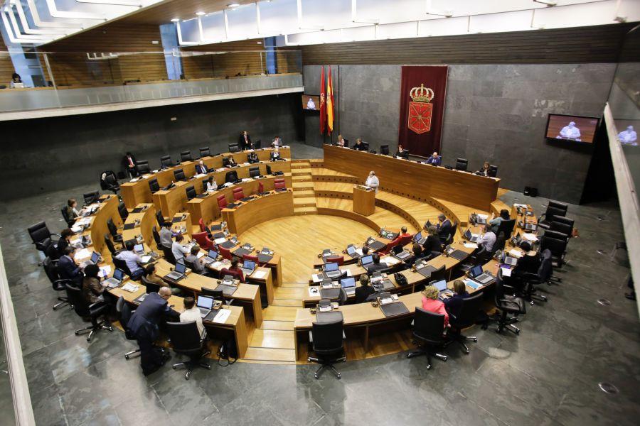 """UPN critica que el Gobierno """"se empecine"""" en llevar al Parlamento la ley de policías"""