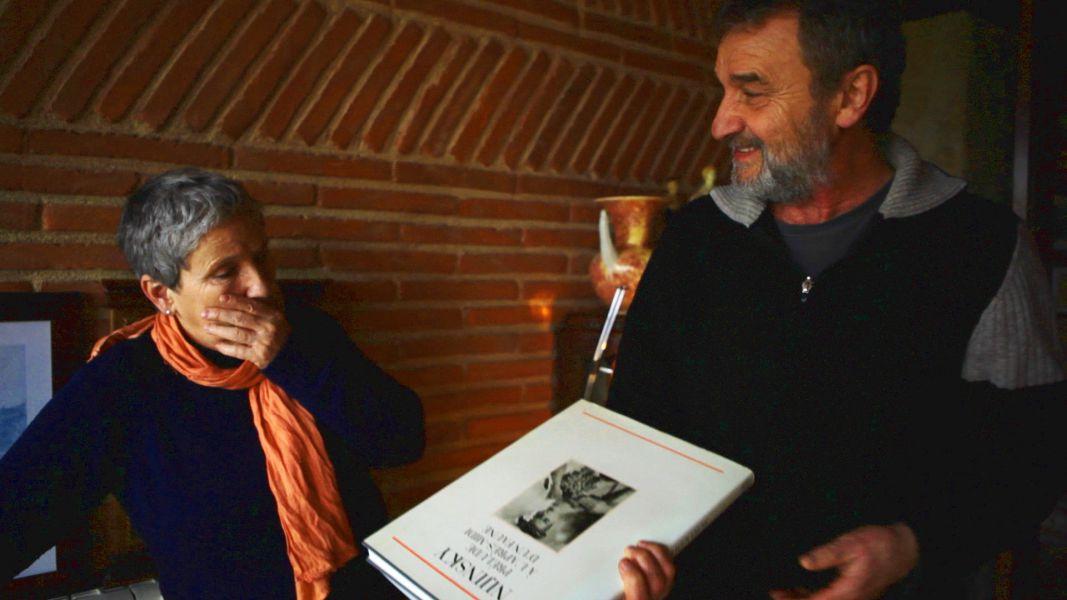 José Lainez y Concha Martínez, premios Príncipe de Viana 2017
