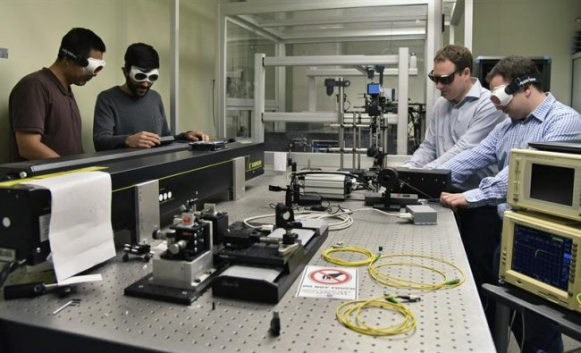 Crean sensores ópticos de última generación para biomedicina e ingeniería