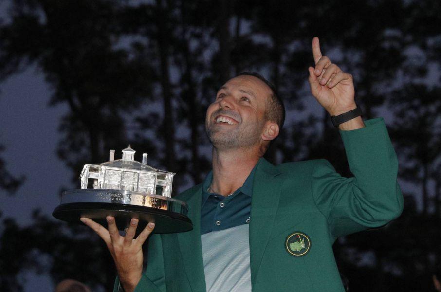 Sergio García gana el Masters de Augusta y devuelve al golf español a la élite