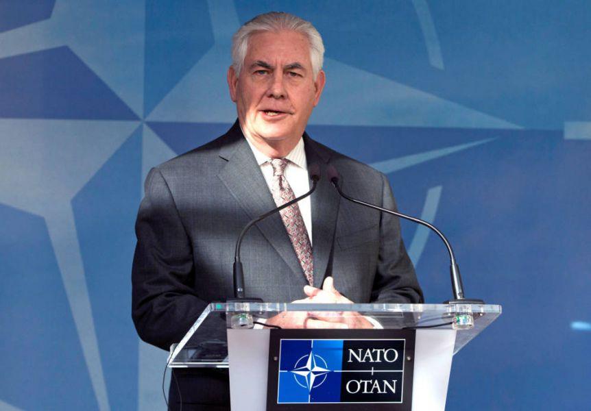 Ultimátum de Tillerson: Rusia debe elegir entre EEUU o el régimen de Assad