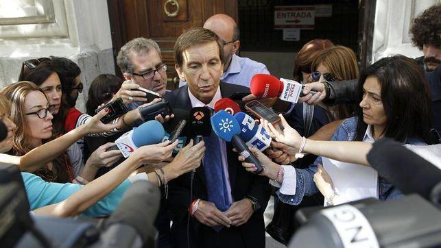 El fiscal Anticorrupción, Manuel Moix, presenta su dimisión irrevocable