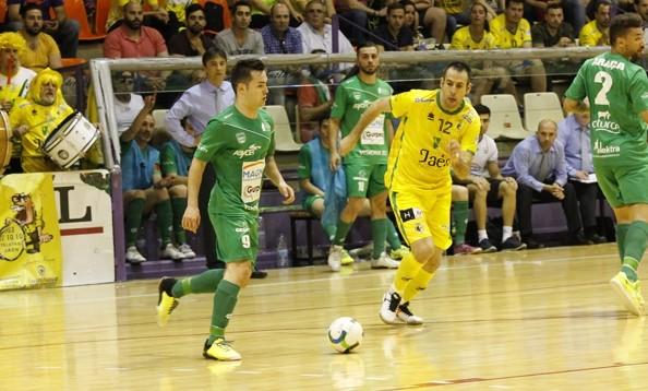 3-5: Magna Gurpea vence al Jaén en un intenso partido y pasa a semifinales