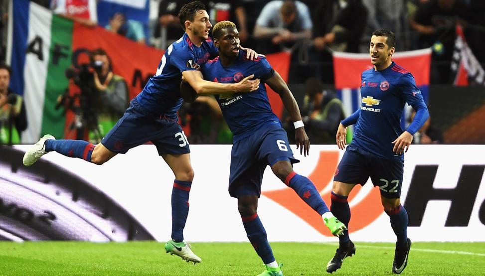 0-2. El Manchester United consigue el título que le faltaba