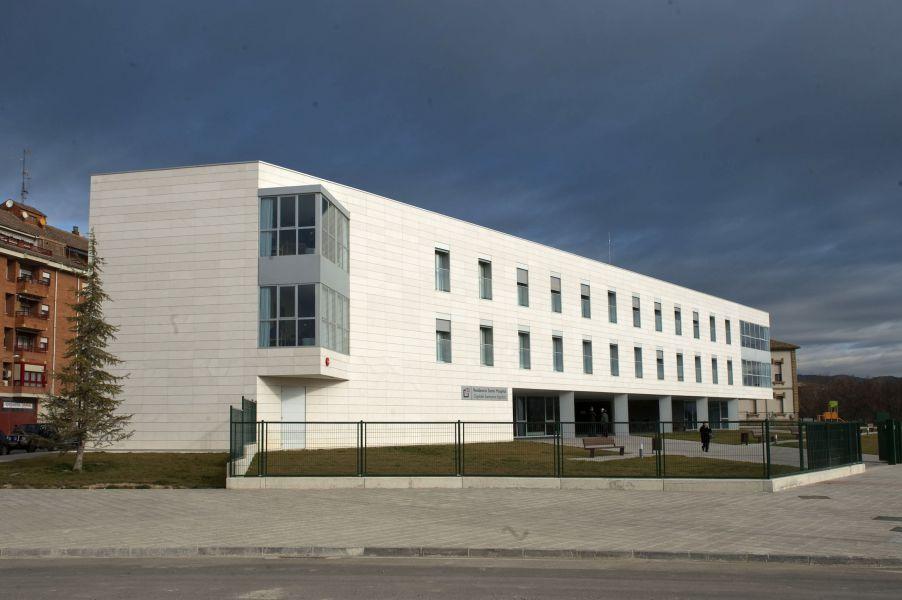 Una sentencia del TSJN avala el cambio de estatutos en la residencia de Tafalla