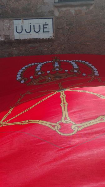 bandera navarra uje