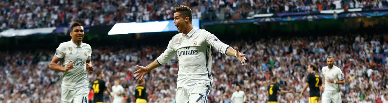 3-0: Cristiano sitúa al campeón a un paso de la historia
