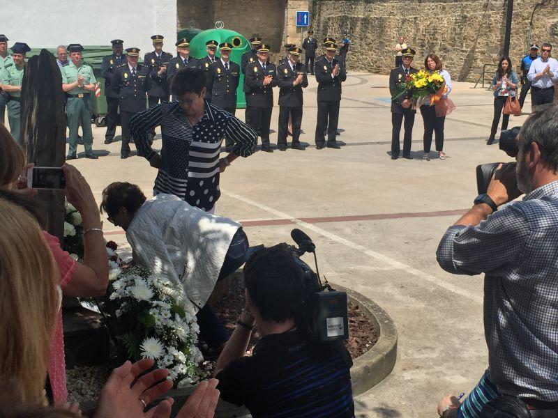 El Parlamento se une al homenaje a los policías nacionales asesinados por ETA en 2003