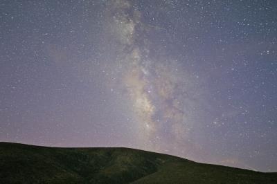La Luna deslucirá la lluvia de estrellas del Halley