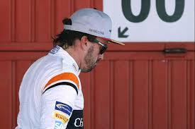 """Alonso: """"Ahora podemos defender, atacar, es otro tipo de carrera"""""""