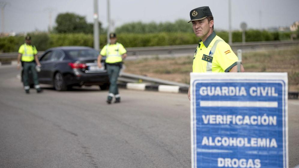 Campaña especial de tráfico para control de alcohol y drogas hasta el 17 de diciembre