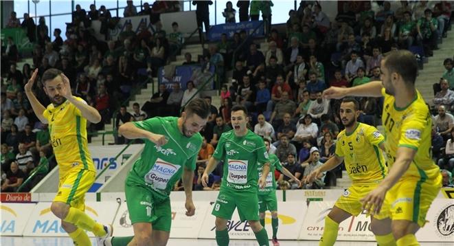 Magna Gurpea y Jaén jugarán un tercer partido