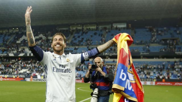"""Sergio Ramos: """"La clave ha sido la regularidad y la personalidad del equipo"""""""