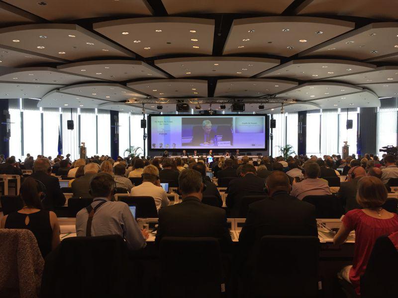 Navarra participa en Bruselas en el séptimo Foro de Cohesión de la Unión Europea