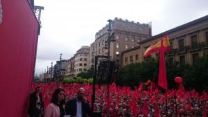 3 junio defensa bandera de navarra. Navarrainformacion.es