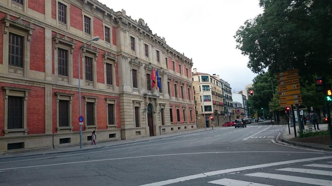 El Parlamento de Navarra condena los atentados de Nueva York y Kabul