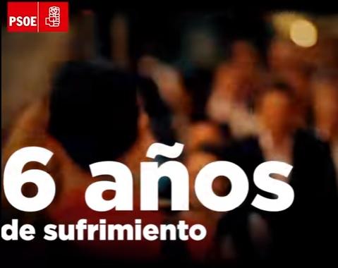 El vídeo de la campaña al 39º Congreso del PSOE