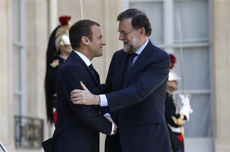 Macron: la cumbre estará marcada por un mensaje de unidad hacia España