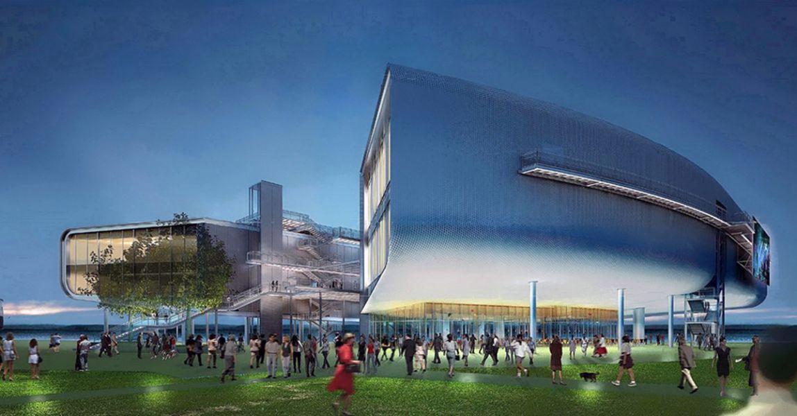 Centro Botín aspira a ser foco local y global que fomente arte y cree riqueza