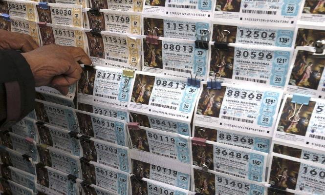 Las ventas de lotería crecen un 0,35 % en Navarra y suman 34,7 millones