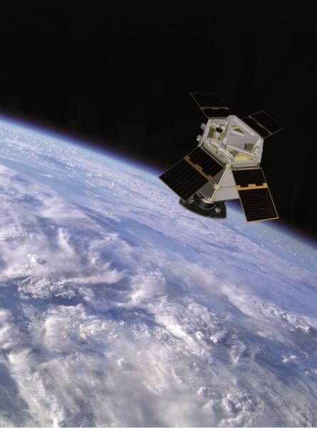 El satélite español Deimos-2 cumple tres años
