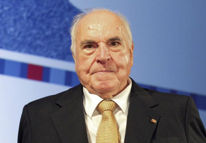 El excanciller alemán Helmut Kohl fallece a los 87 años de edad