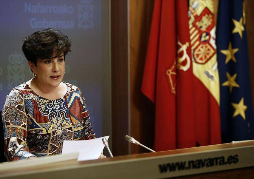 El Gobierno de Navarra ofrecerá desde este miércoles sus ruedas de prensa en directo a través de Youtube