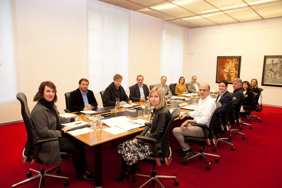 El Parlamento de Navarra destina más de 18.000 euros para el  I Plan de 'euskera'
