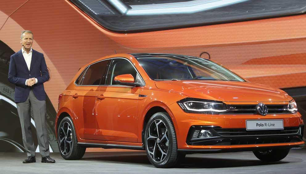 Volkswagen invirtió alrededor de 250 millones de euros para fabricar el nuevo Polo en Navarra