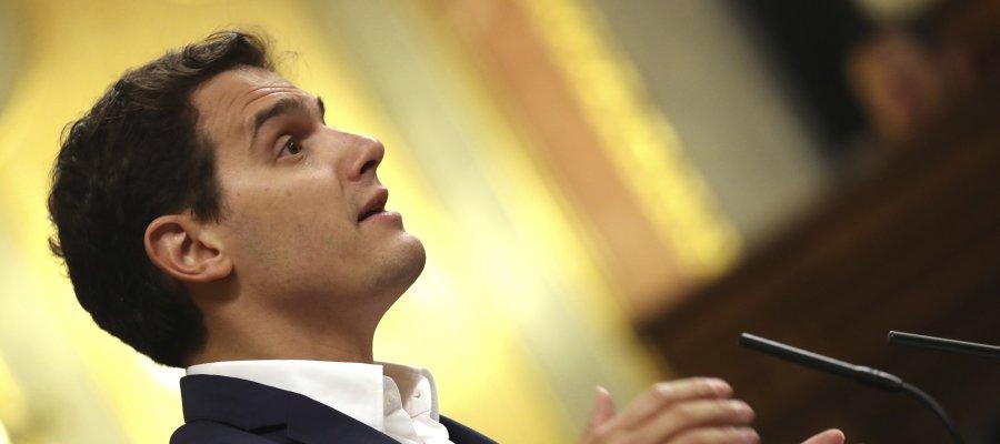 Rivera: Si Podemos no existiera, Rajoy no sería presidente del Gobierno