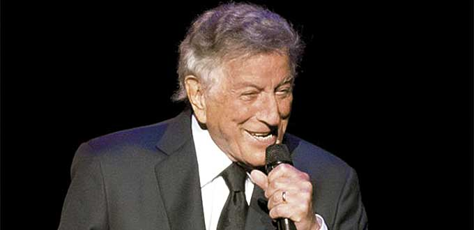 """Tony Bennett suspende también, por """"un resfriado"""", su concierto de Madrid"""