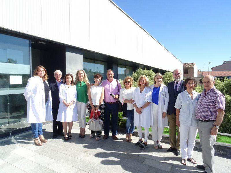 El consultorio de Cortes intensifica las acciones preventivas y de promoción de la salud