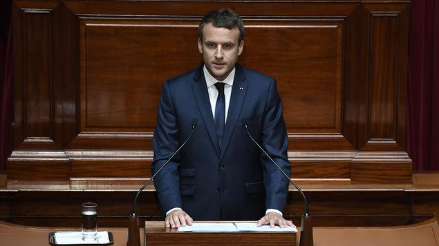 Macron rechaza cualquier mediación de Francia o la UE ante el conflicto catalán