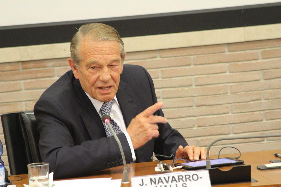 El Vaticano anuncia fallecimiento de ex portavoz Joaquín Navarro Valls