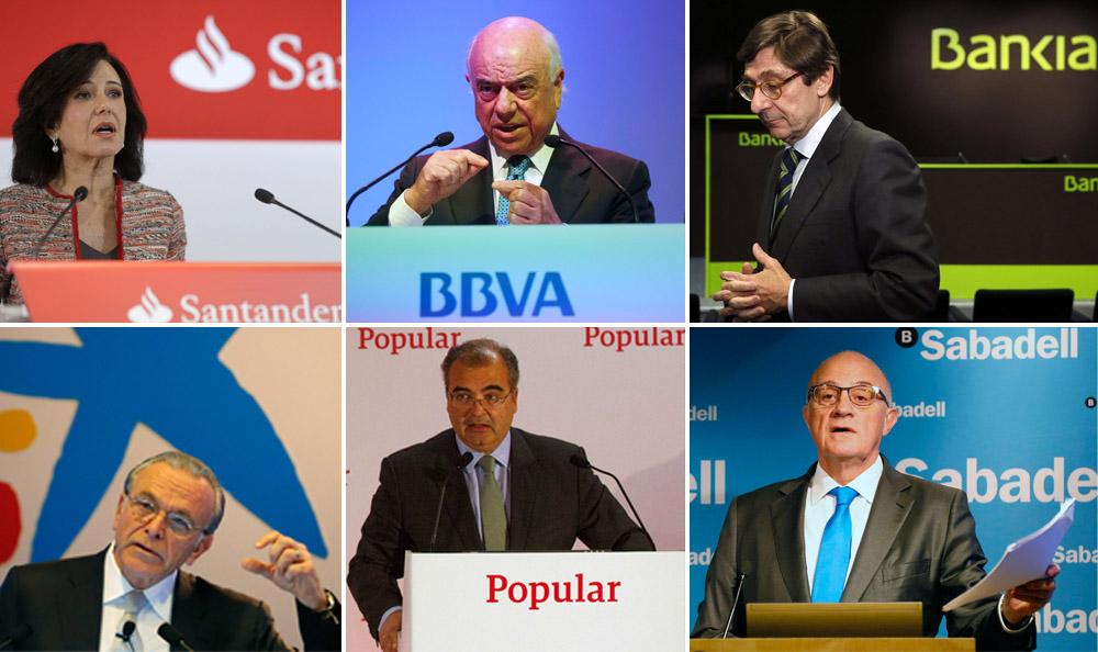 La morosidad de la banca cae en octubre al 8,22% y alcanza mínimos de marzo de 2012