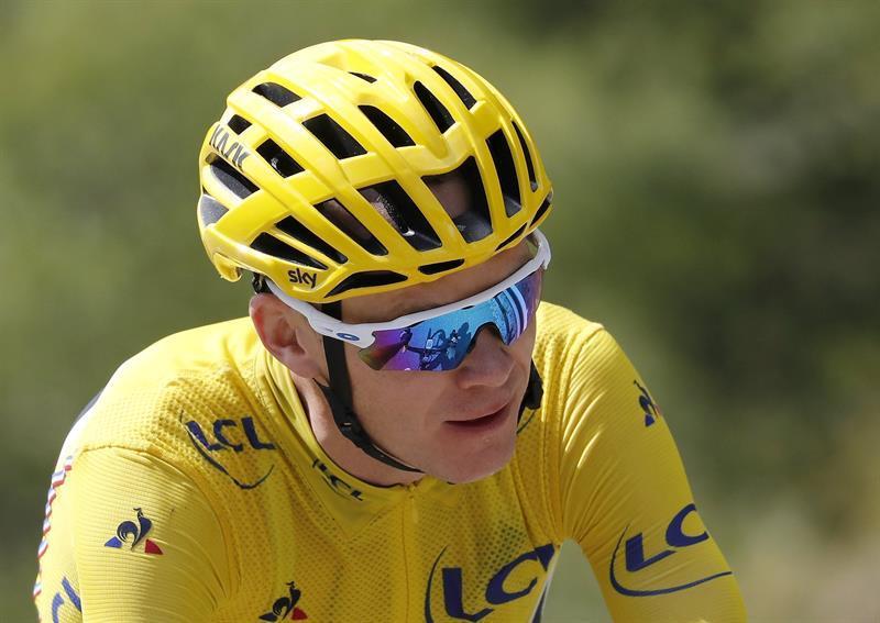 El Tour de Francia vive un nuevo episodio de la era Chris Froome
