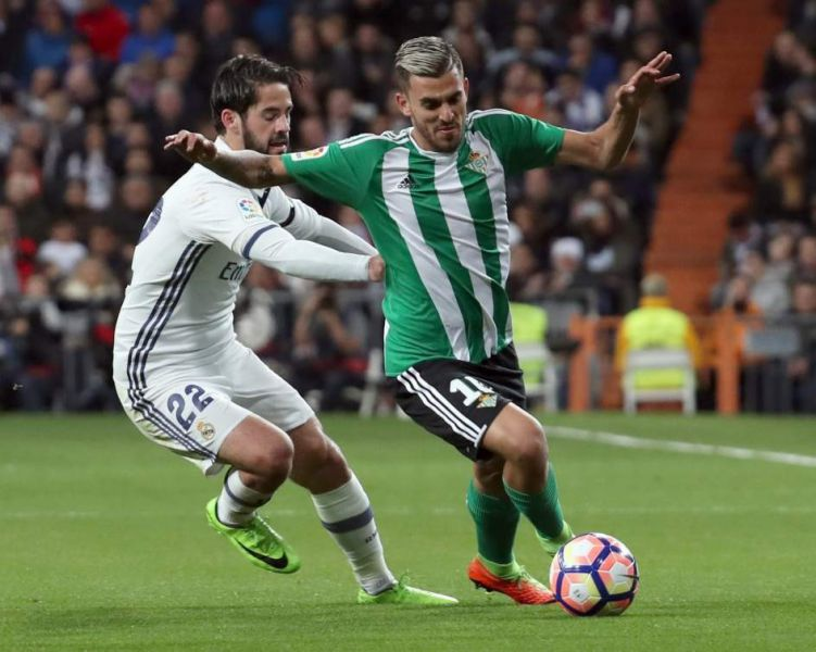 Real Madrid y Betis acuerdan el traspaso de Dani Ceballos