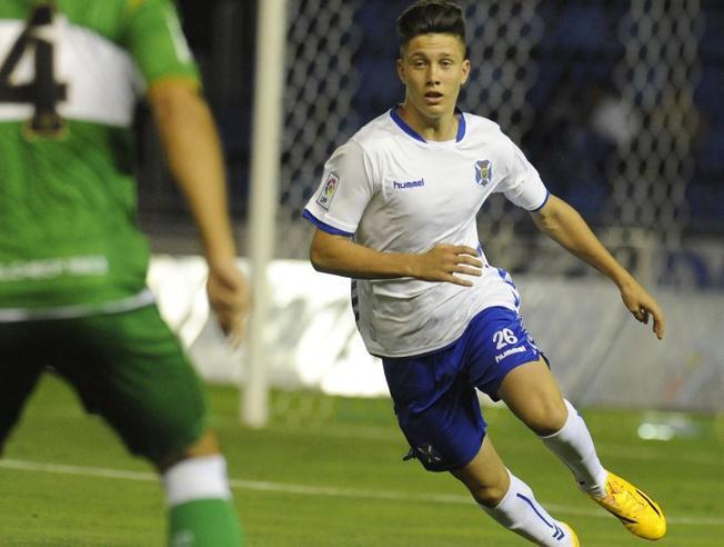Cristo González, al que se relacionó con Osasuna, ficha por el Real Madrid