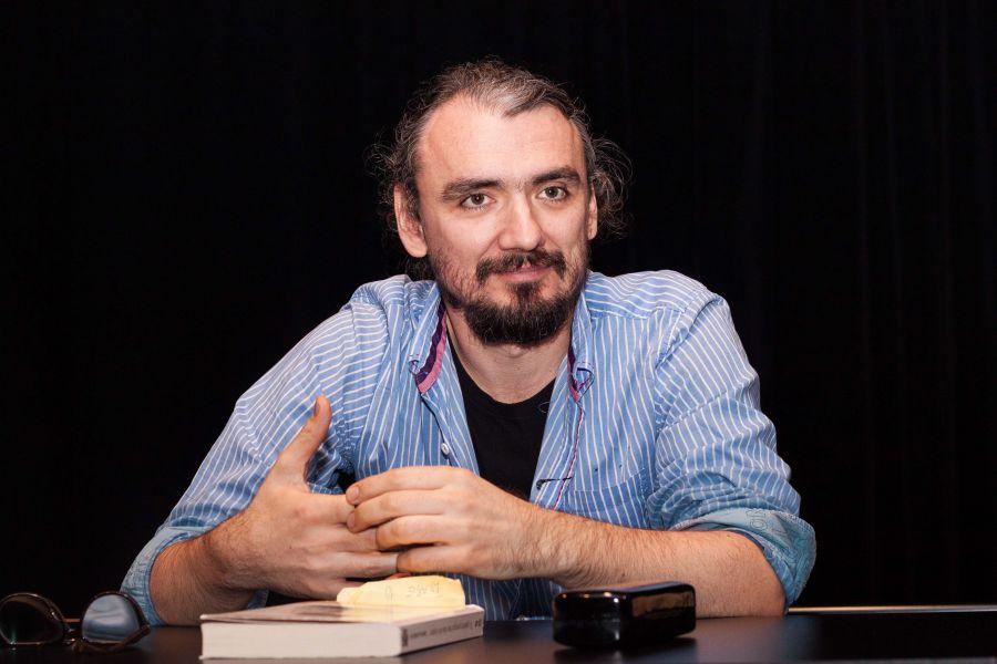 David Llorente gana el premio Hammett de novela negra con