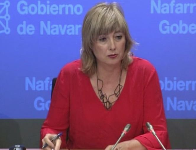 Navarra plantea deducirse del Convenio el Pacto contra la Violencia de Género