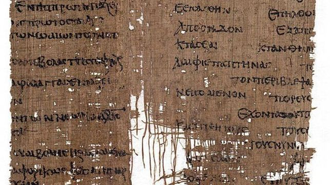 Los papiros, testimonios del difícil camino del conocimiento en la antigüedad