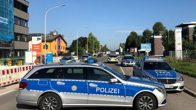 El autor del tiroteo en una discoteca alemana es un iraquí de 34 años
